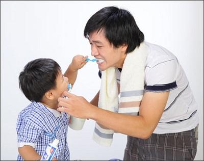 Vì sao răng trẻ bị đen 3
